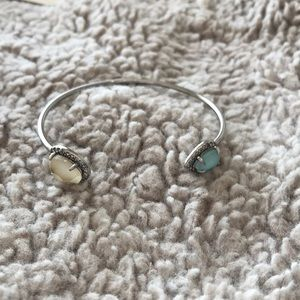 Chloe and isabel bangle bracelet